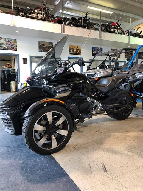 2015 Can-Am Spyder® F3-S SE6 in Iowa City, Iowa - Photo 2