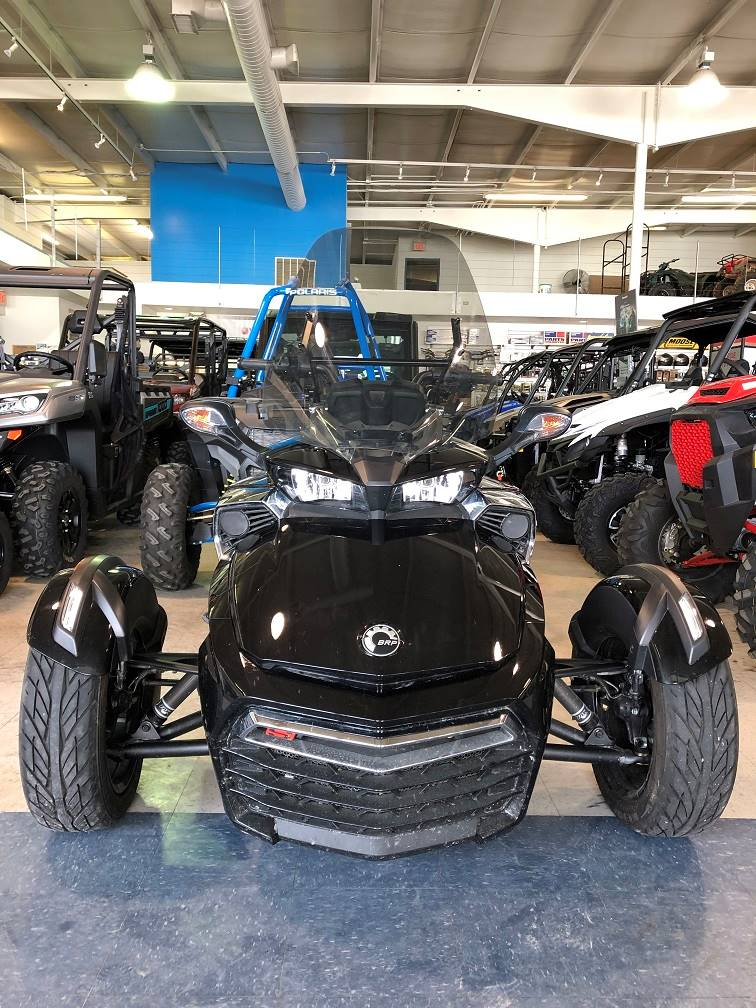 2015 Can-Am Spyder® F3-S SE6 in Iowa City, Iowa - Photo 3