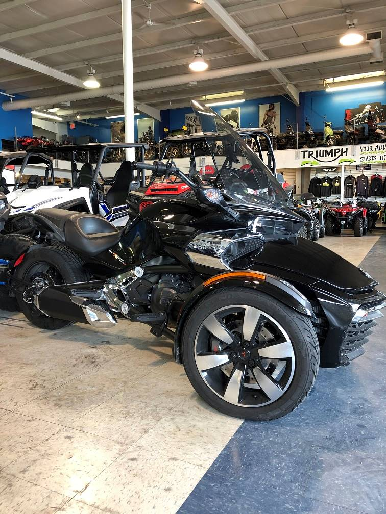 2015 Can-Am Spyder® F3-S SE6 in Iowa City, Iowa - Photo 4
