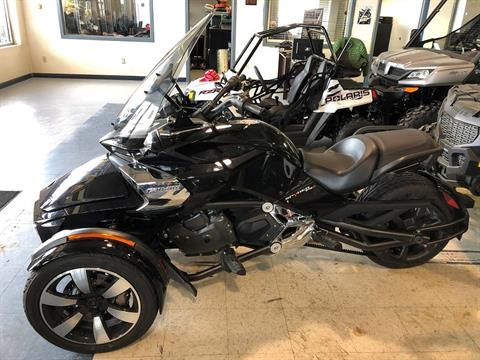 2015 Can-Am Spyder® F3-S SE6 in Iowa City, Iowa - Photo 6