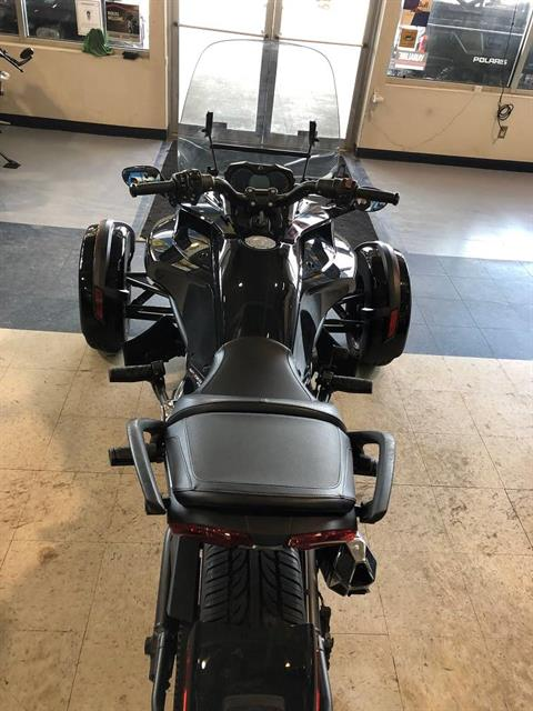 2015 Can-Am Spyder® F3-S SE6 in Iowa City, Iowa - Photo 8