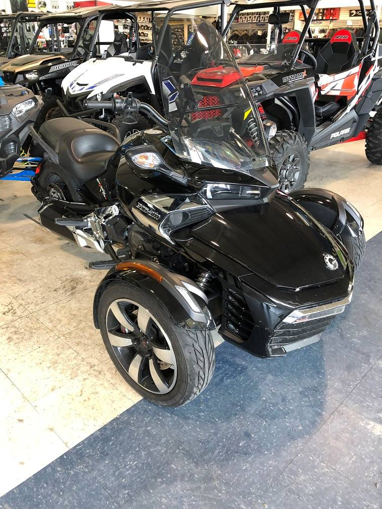 2015 Can-Am Spyder® F3-S SE6 in Iowa City, Iowa - Photo 1