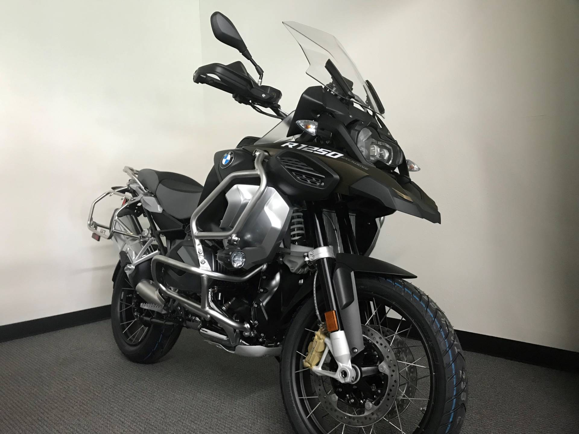 2019 BMW R 1250 GS Adventure in Iowa City, Iowa - Photo 1