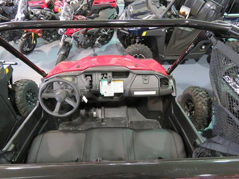 2020 Honda Pioneer 1000 Deluxe in Iowa City, Iowa - Photo 2
