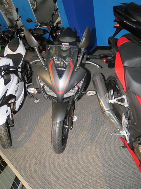 2020 Honda CBR300R ABS in Iowa City, Iowa - Photo 3