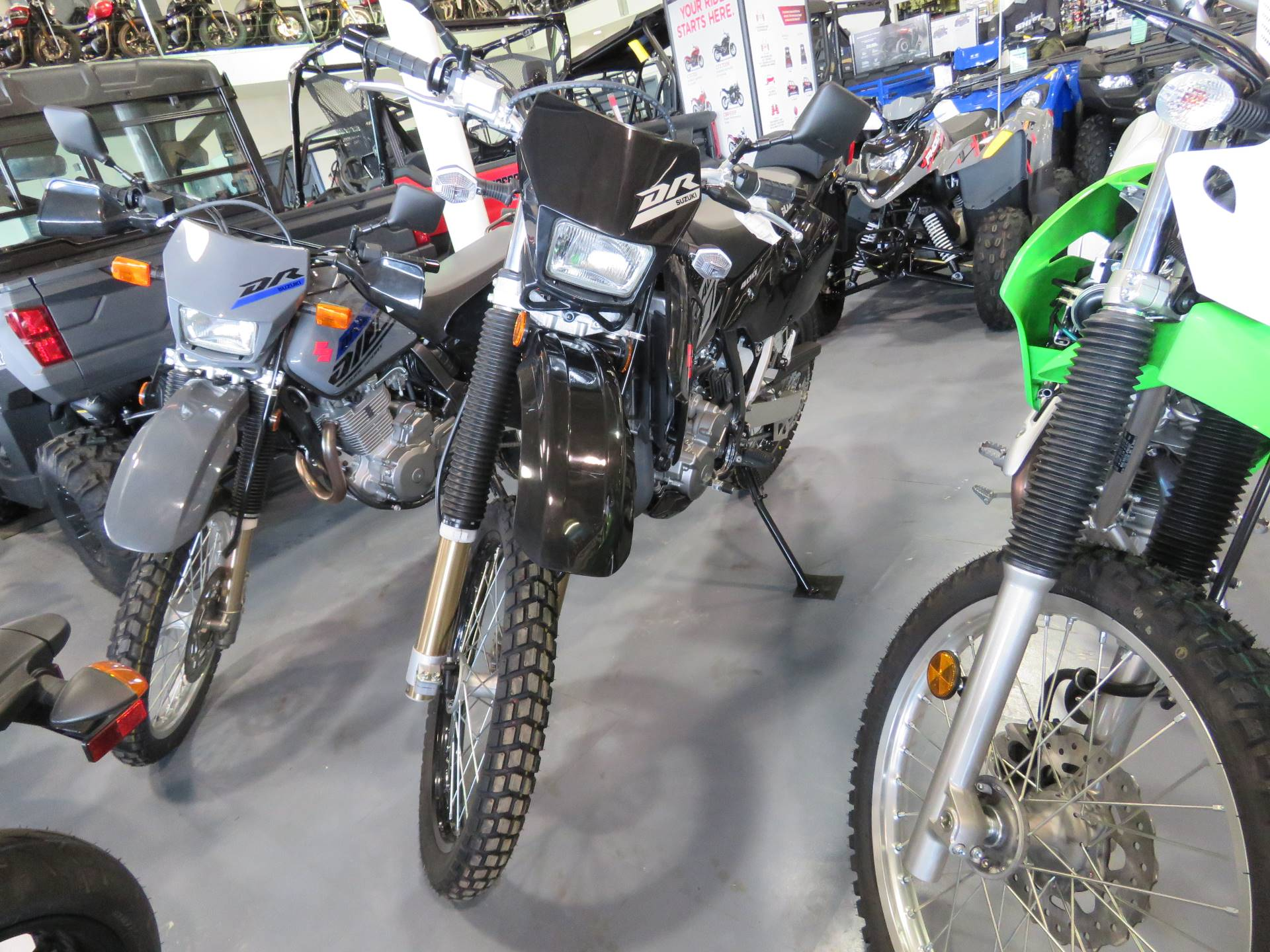 2020 Suzuki DR-Z400S in Iowa City, Iowa - Photo 3