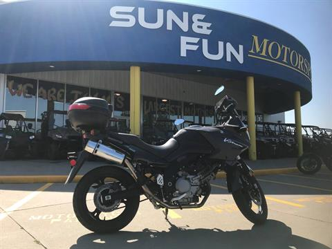 2008 Suzuki V-Strom® 650 in Iowa City, Iowa - Photo 1