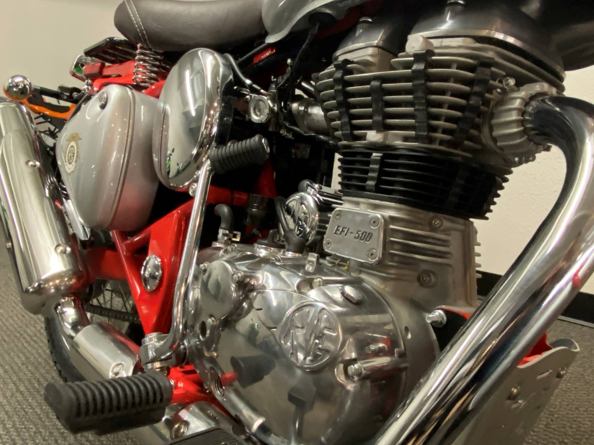 2020 Royal Enfield Bullet Trials Works Replica 500 Limited Edition in Iowa City, Iowa - Photo 3