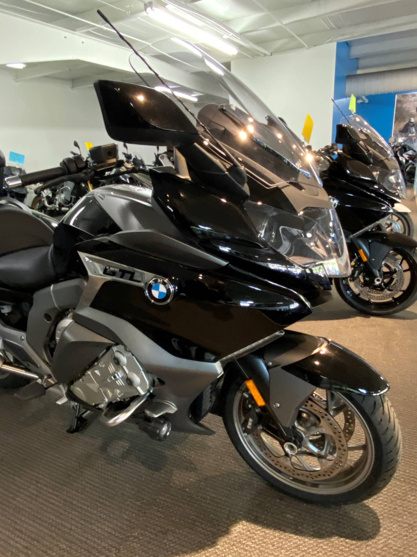 2020 BMW K 1600 GTL in Iowa City, Iowa - Photo 10