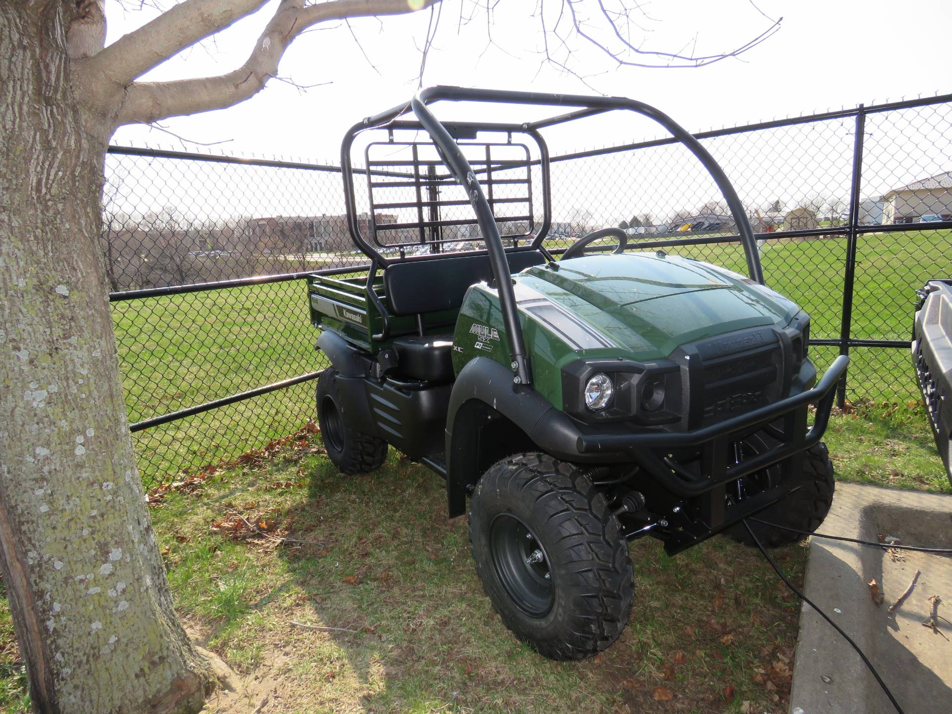 2020 Kawasaki Mule SX 4X4 XC FI in Iowa City, Iowa - Photo 3