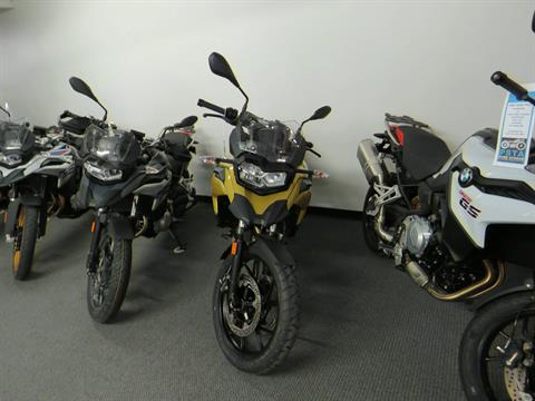 2020 BMW F 750 GS in Iowa City, Iowa - Photo 1