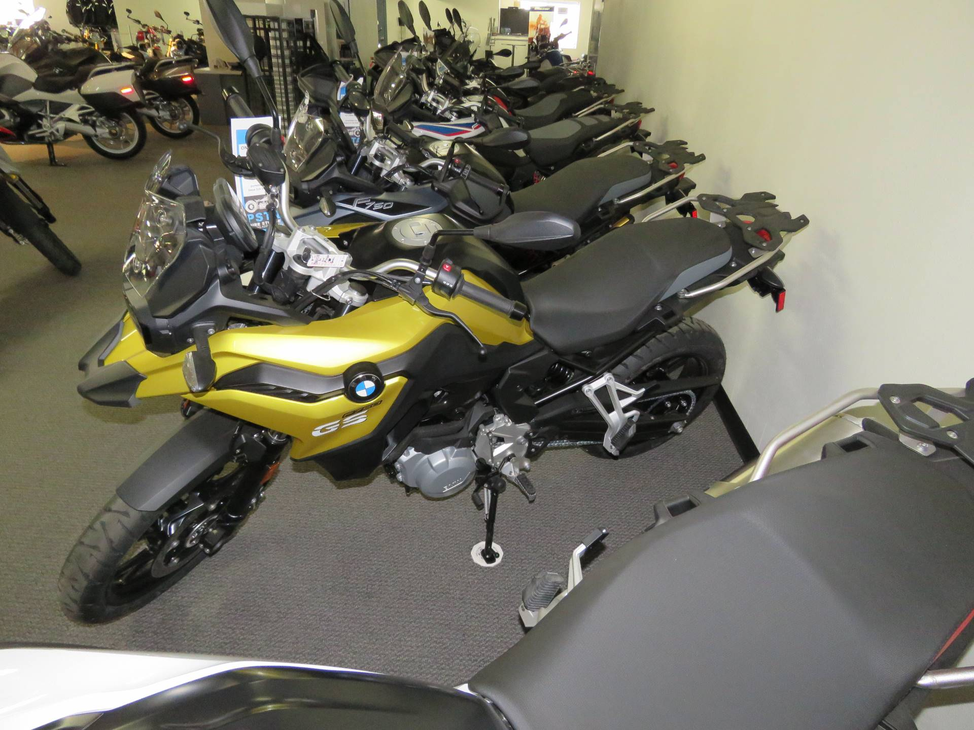 2020 BMW F 750 GS in Iowa City, Iowa - Photo 3