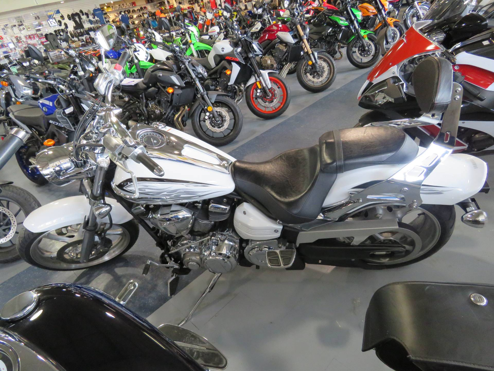 2013 Yamaha Raider S in Iowa City, Iowa - Photo 1