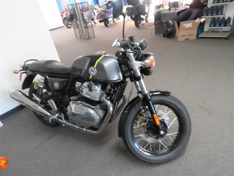 2021 Royal Enfield Continental GT 650 in Iowa City, Iowa - Photo 3