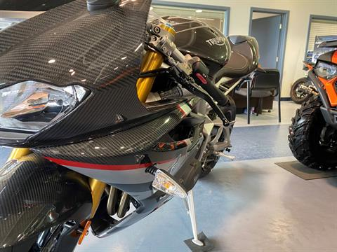 2020 Triumph Daytona Moto 2 Limited Edition in Iowa City, Iowa - Photo 5