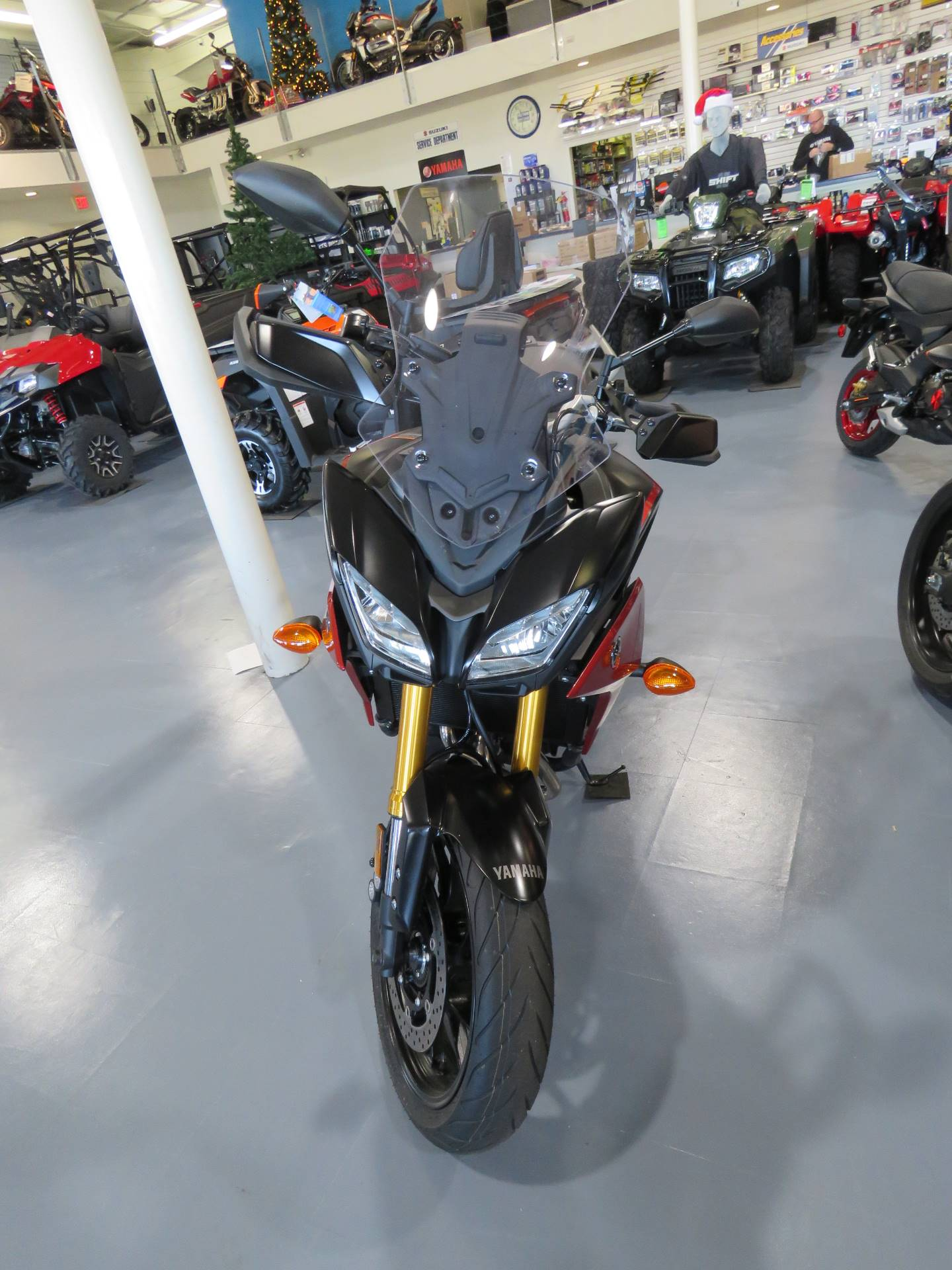 2020 Yamaha Tracer 900 GT in Iowa City, Iowa - Photo 3