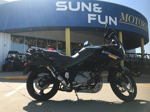 2012 Suzuki V-Strom 1000 in Iowa City, Iowa - Photo 1