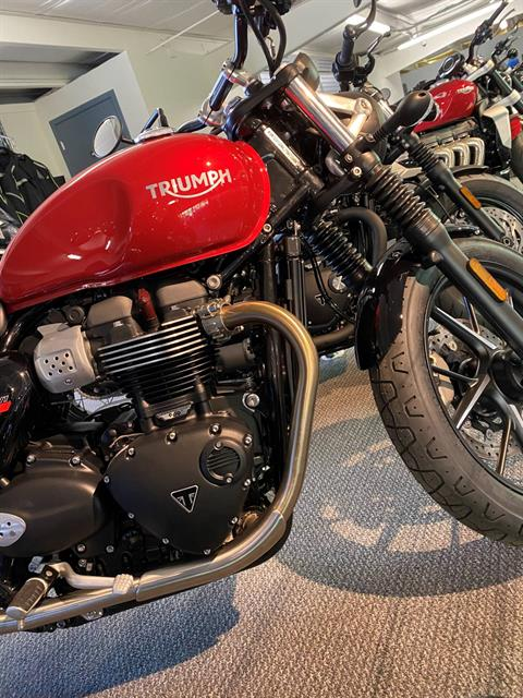2020 Triumph Street Twin in Iowa City, Iowa - Photo 4