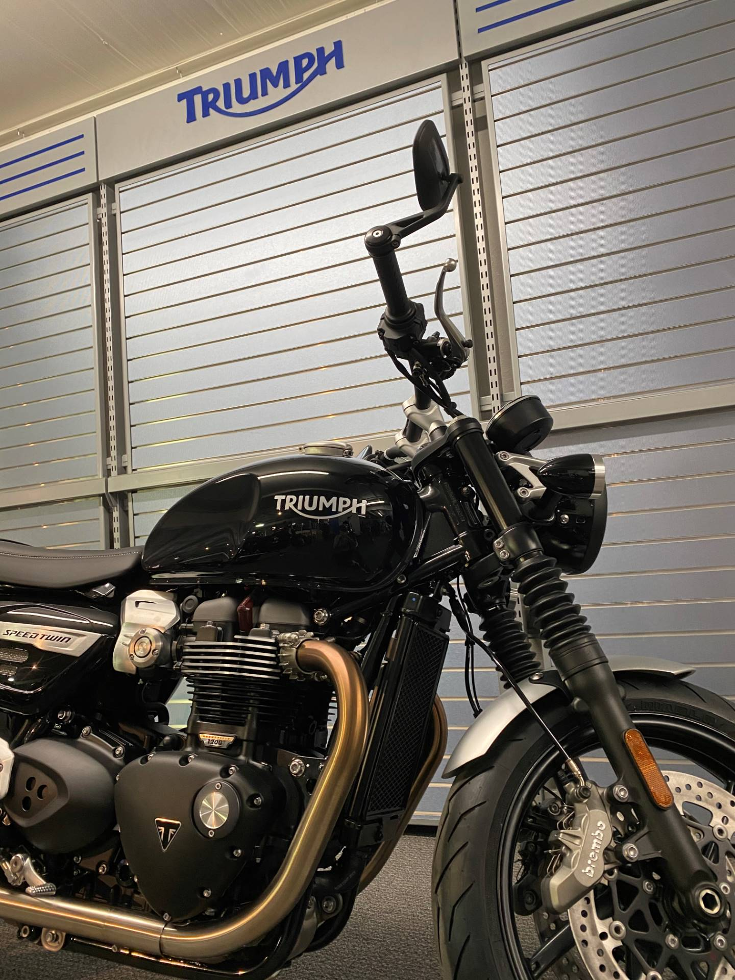 2020 Triumph Speed Twin in Iowa City, Iowa - Photo 2