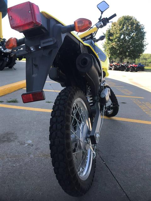 2015 Suzuki DR200S in Iowa City, Iowa - Photo 4