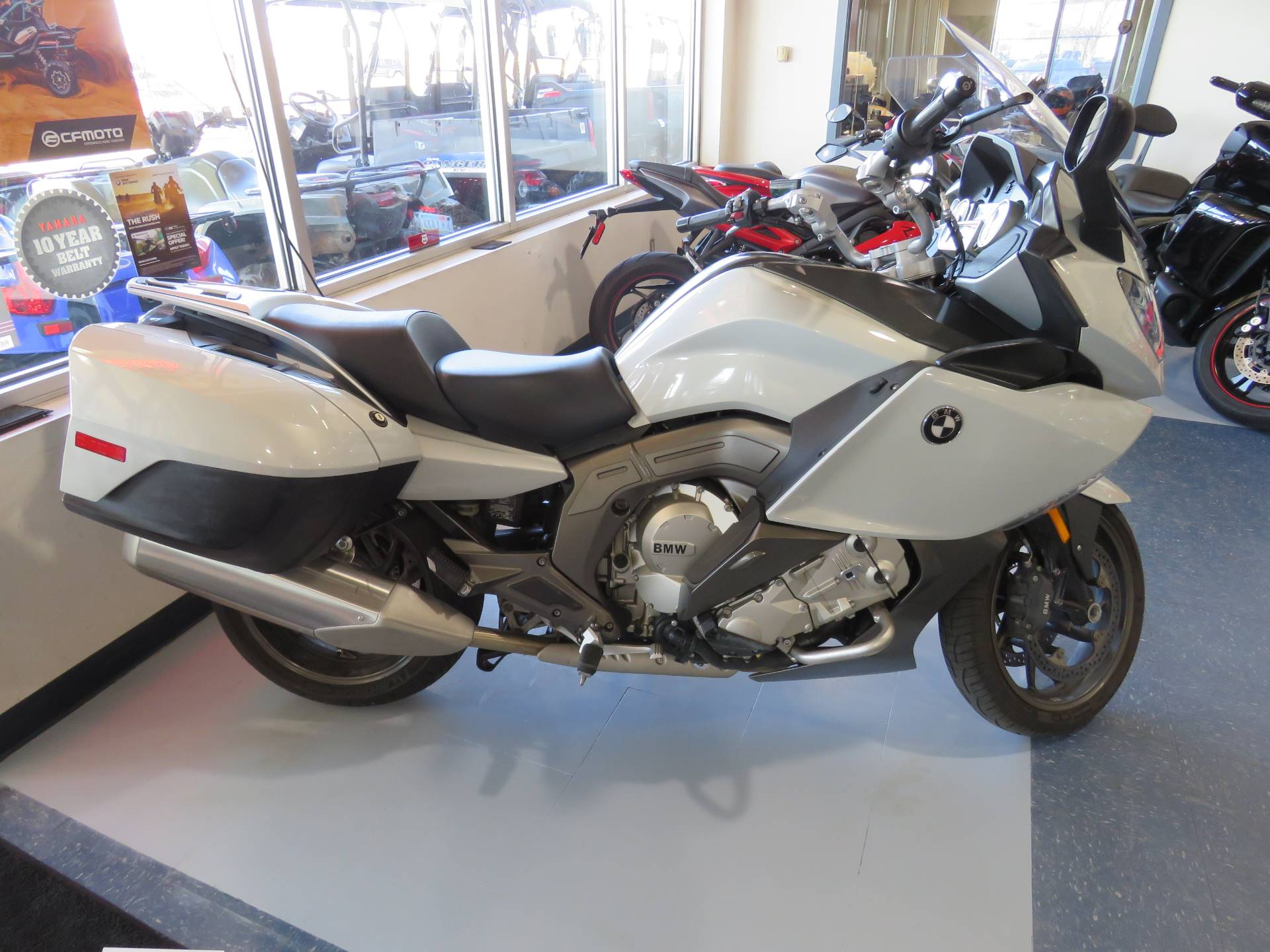 2012 BMW K 1600 GT in Iowa City, Iowa - Photo 1