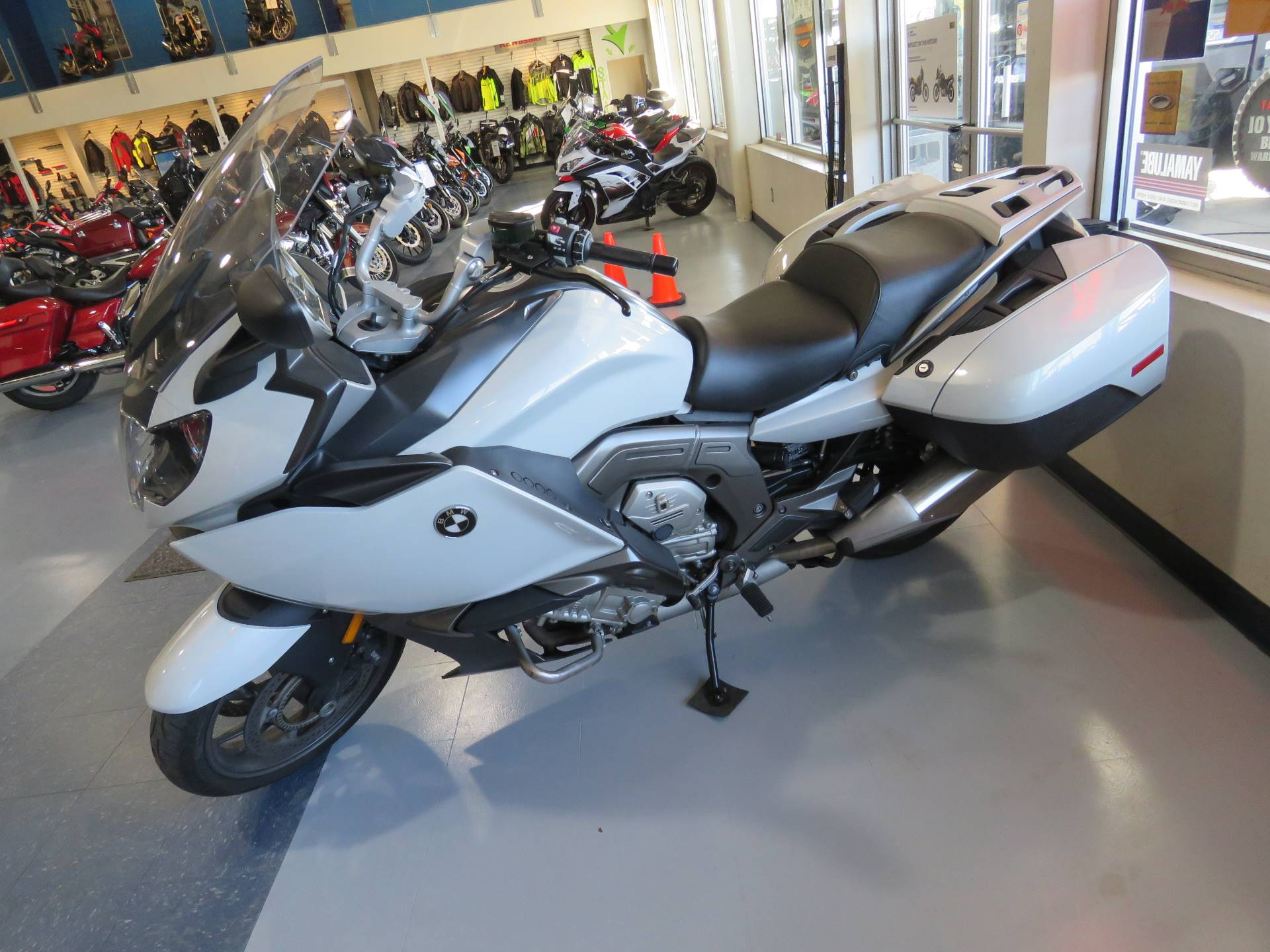 2012 BMW K 1600 GT in Iowa City, Iowa - Photo 3
