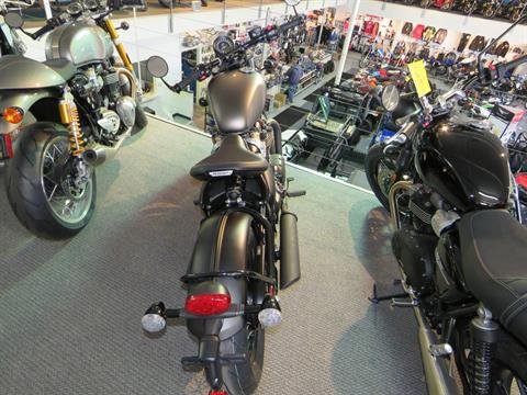 2020 Triumph Bonneville Bobber Black in Iowa City, Iowa - Photo 2