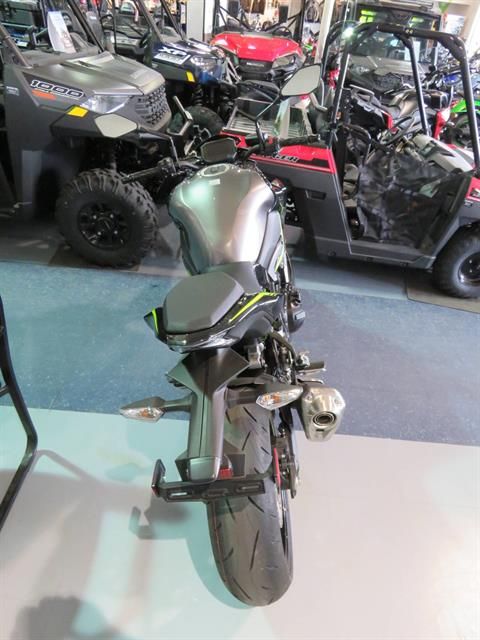 2020 Kawasaki Z900 ABS in Iowa City, Iowa - Photo 4