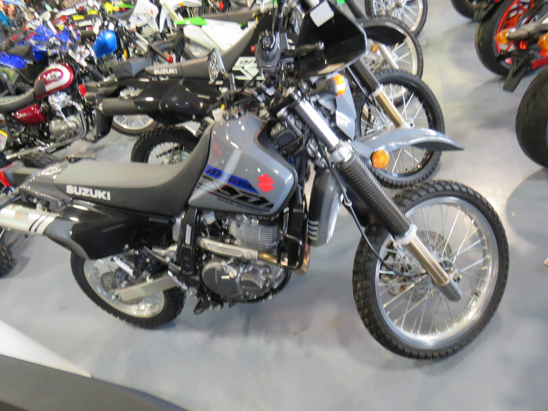 2020 Suzuki DR650S in Iowa City, Iowa - Photo 1