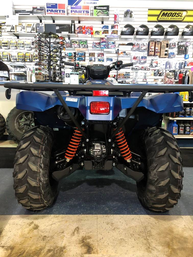 2019 Yamaha Kodiak 700 EPS SE in Iowa City, Iowa