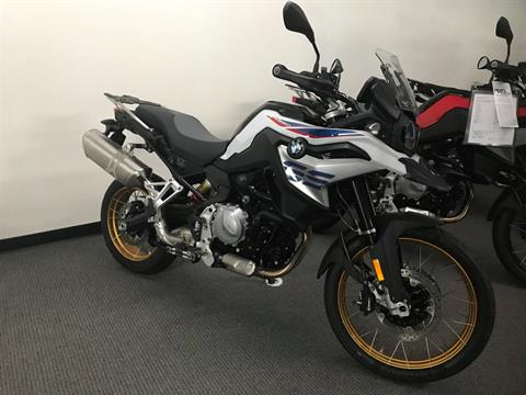 2019 BMW F850GS in Iowa City, Iowa - Photo 1
