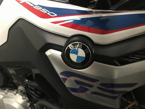 2019 BMW F850GS in Iowa City, Iowa - Photo 2