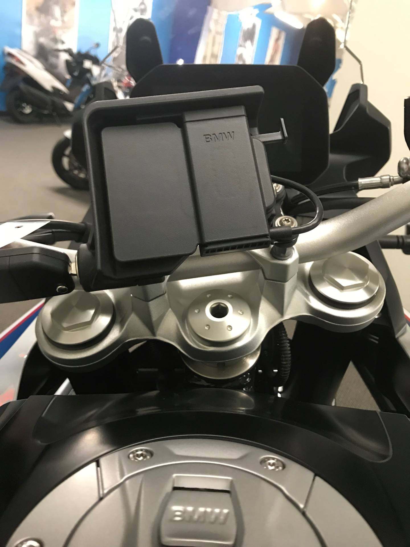 2019 BMW F850GS in Iowa City, Iowa - Photo 5