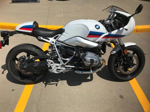 2017 BMW R NineT Racer in Iowa City, Iowa - Photo 1