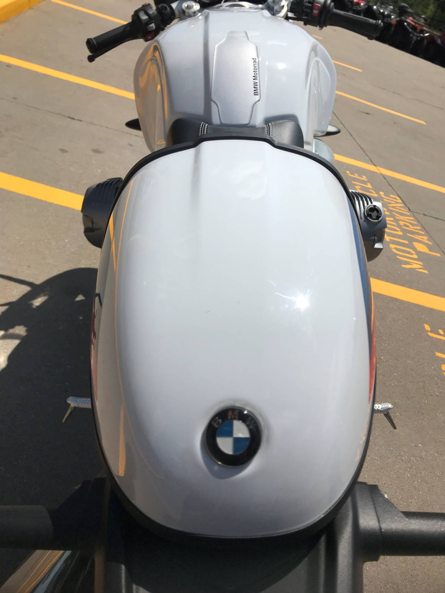 2017 BMW R NineT Racer in Iowa City, Iowa - Photo 6