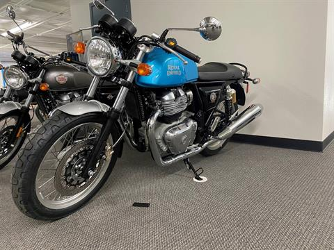 2020 Royal Enfield Continental GT 650 in Iowa City, Iowa - Photo 1