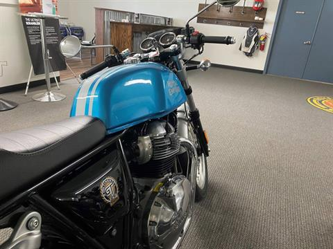 2020 Royal Enfield Continental GT 650 in Iowa City, Iowa - Photo 4
