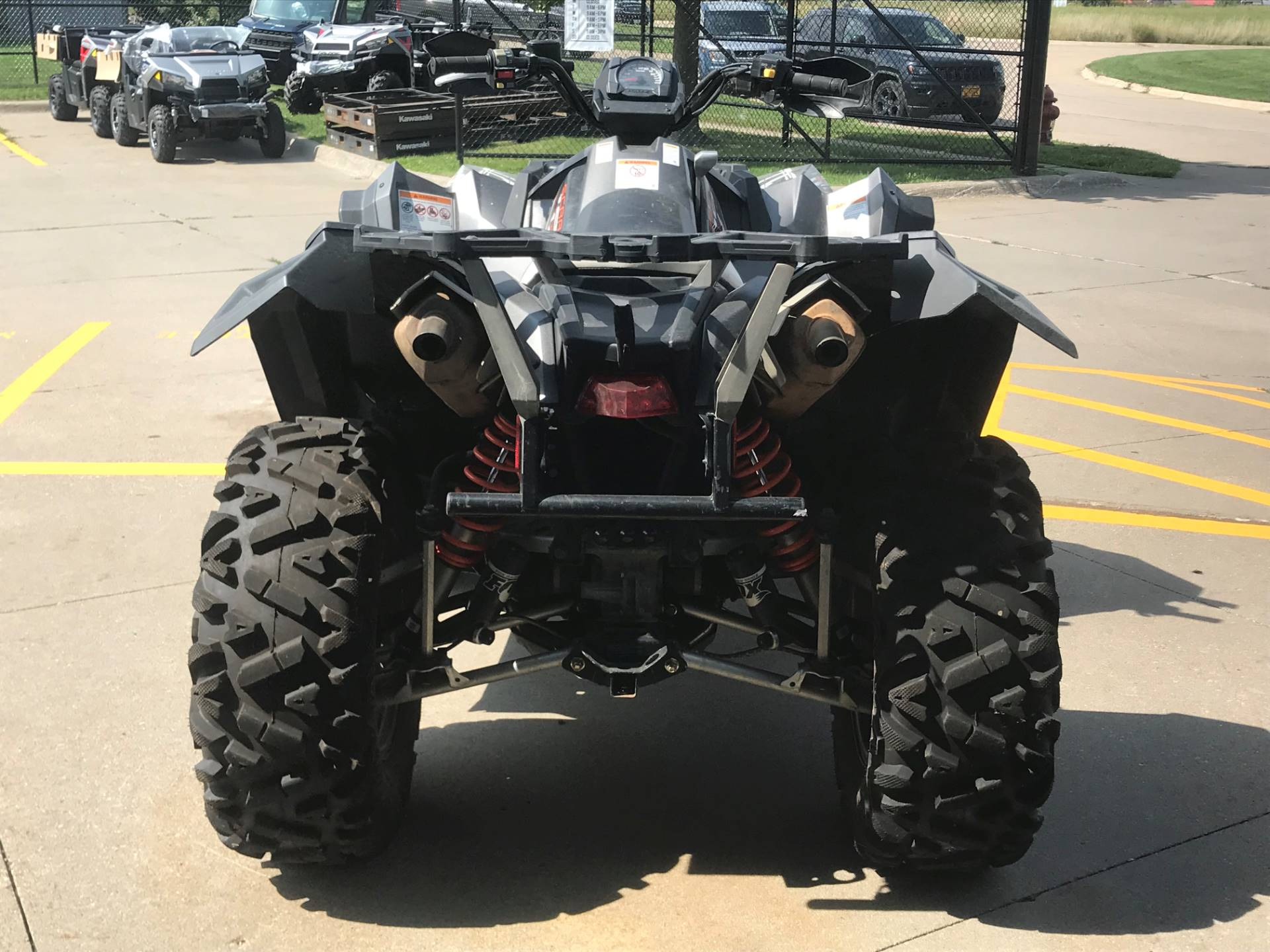 2017 Polaris Scrambler XP 1000 in Iowa City, Iowa - Photo 2