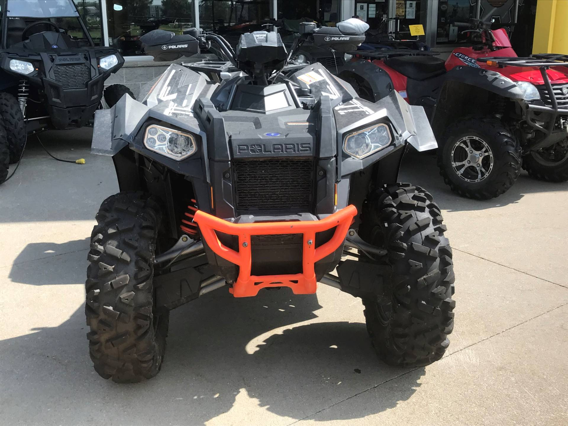 2017 Polaris Scrambler XP 1000 in Iowa City, Iowa - Photo 4