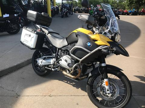 2011 BMW R 1200 GS Adventure in Iowa City, Iowa - Photo 1