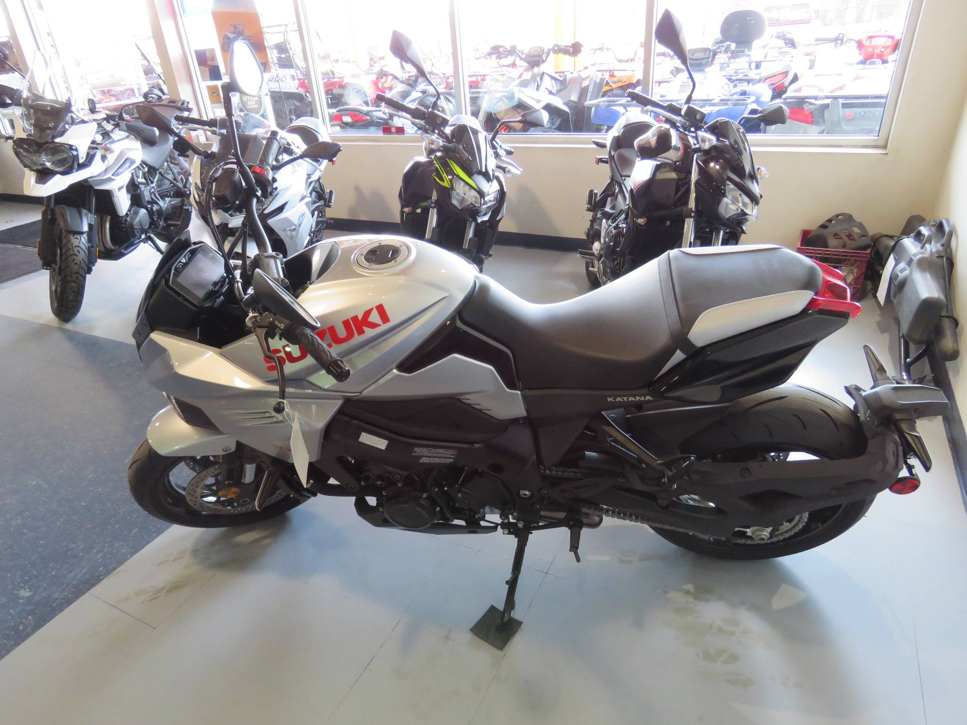 2020 Suzuki Katana in Iowa City, Iowa - Photo 2