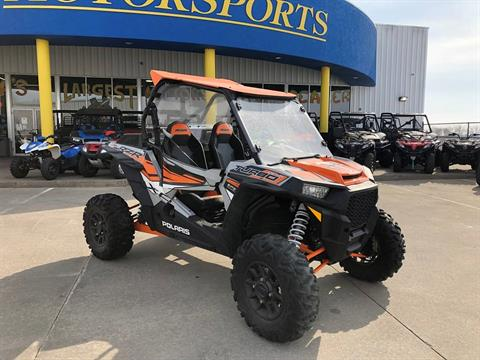 2018 Polaris RZR XP Turbo EPS in Iowa City, Iowa