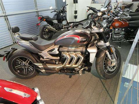 2020 Triumph Rocket 3 GT in Iowa City, Iowa - Photo 1