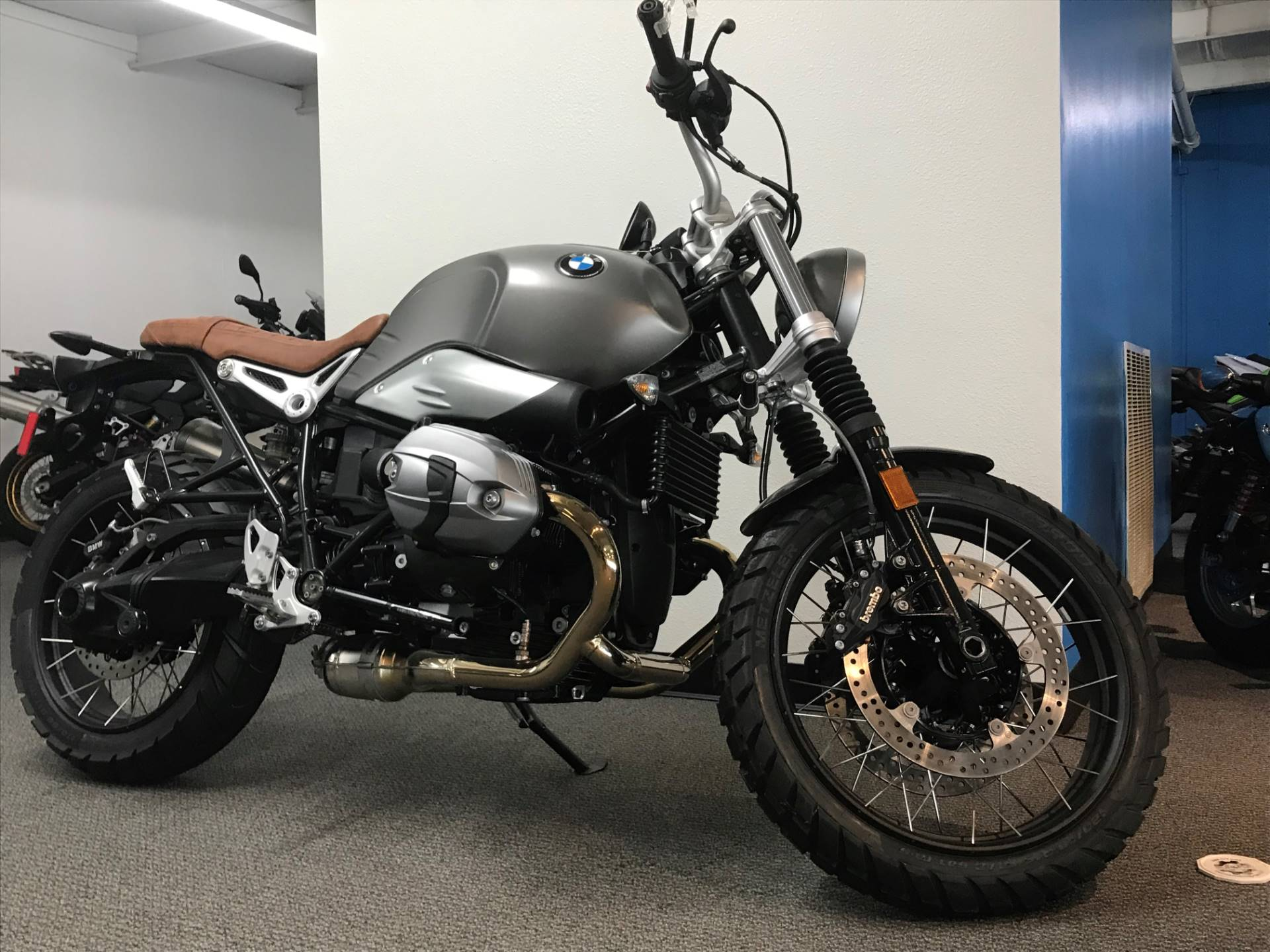 2018 BMW R NineT Scrambler in Iowa City, Iowa - Photo 1