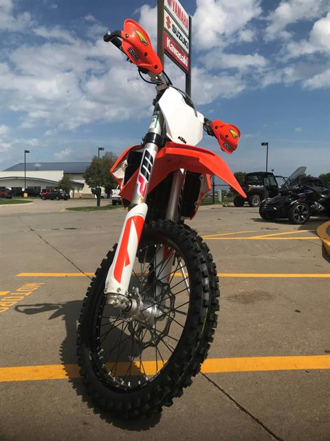 2019 KTM 250 XC-F in Iowa City, Iowa - Photo 2