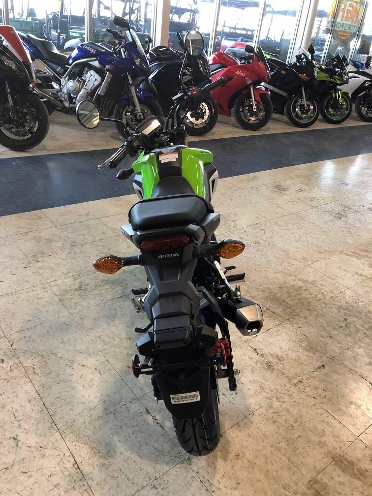 2019 Honda Grom in Iowa City, Iowa