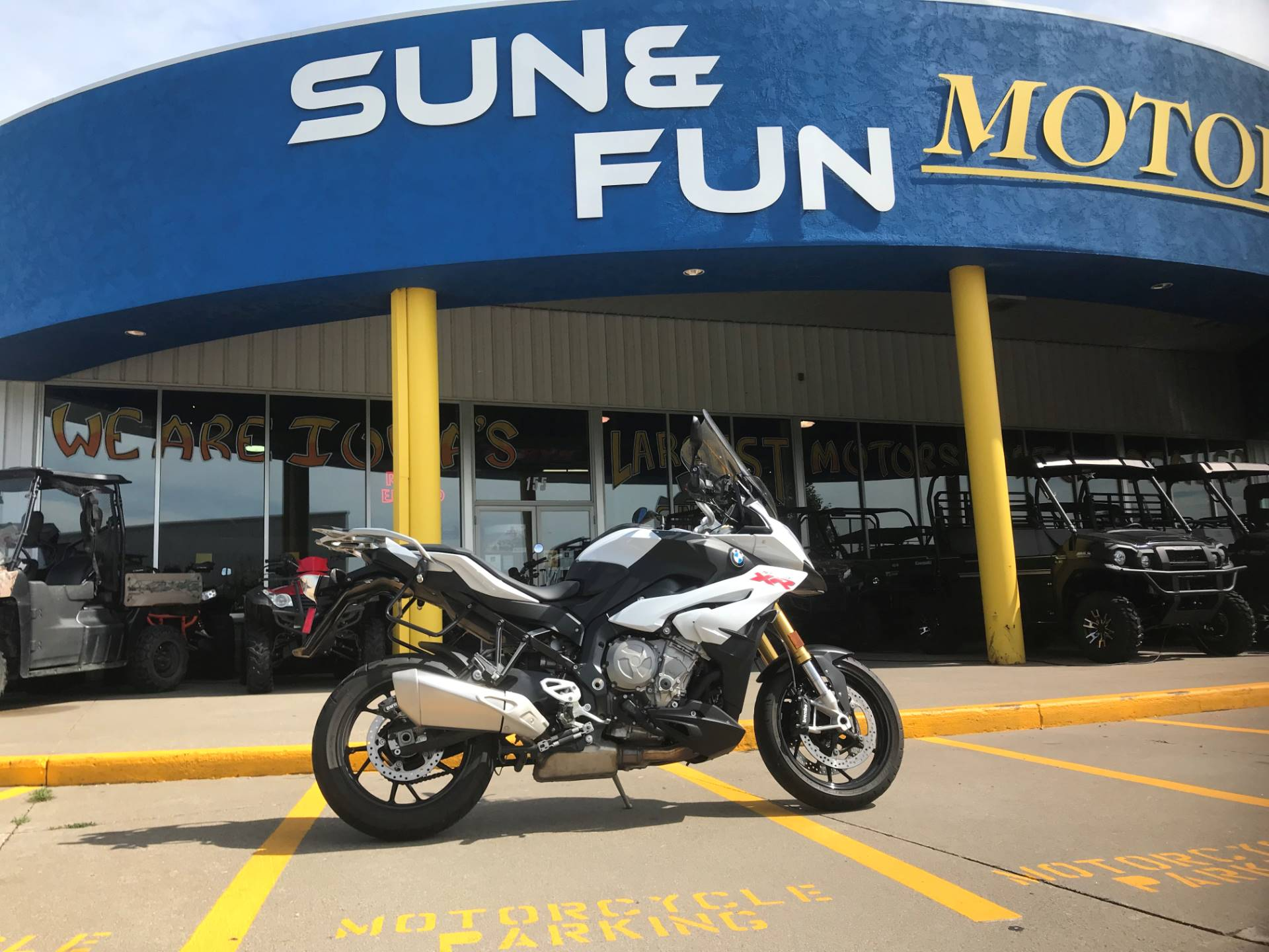 2016 BMW S 1000 XR in Iowa City, Iowa - Photo 1