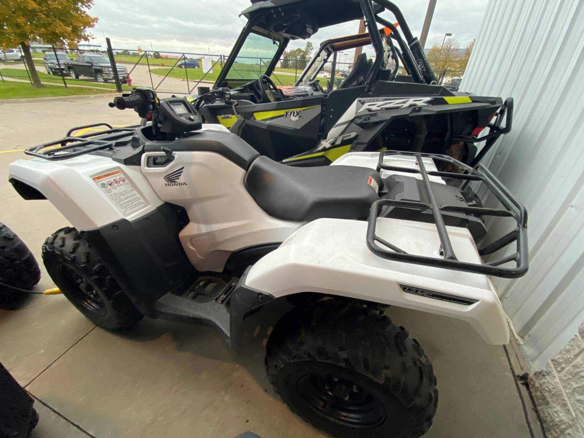 2016 Honda FourTrax Rancher 4X4 Automatic DCT IRS for sale 192648