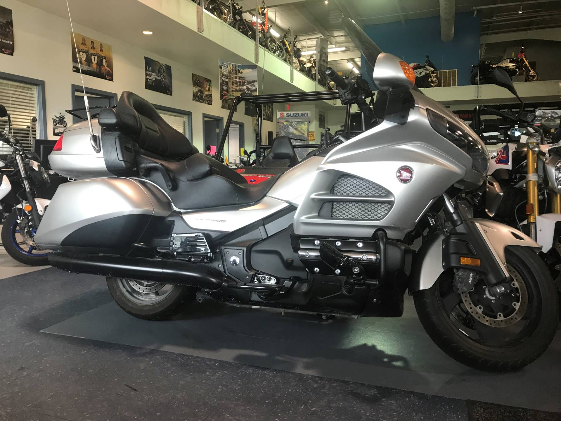 2016 Honda Gold Wing Audio Comfort in Iowa City, Iowa - Photo 1