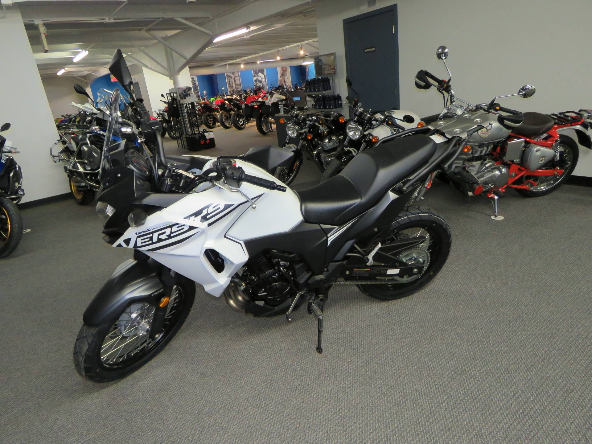 2020 Kawasaki Versys-X 300 ABS in Iowa City, Iowa - Photo 1